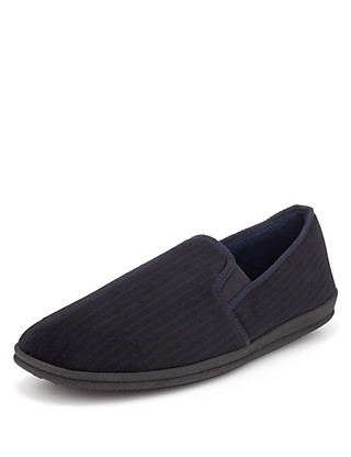 Freshfeet™ Slip-On Slippers with Silver Technology Clothing