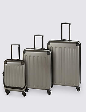 4 Wheel Large Suitcase