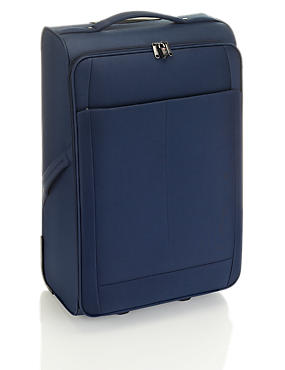 Large Essential 2 Wheel Suitcase