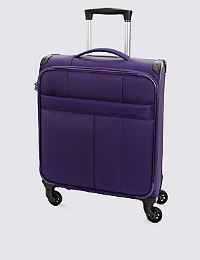 Ultralight 4 Wheel Small Suitcase
