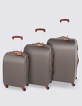 Ultralight Heritage 4 Wheel Cabin Suitcase
