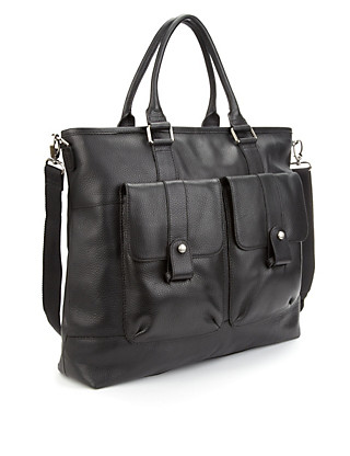 Leather Tote Bag Clothing