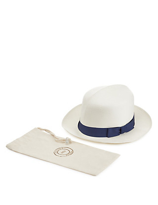 Foldable Panama Hat Clothing