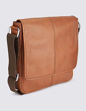 Leather Manbag
