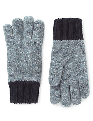 Two Tone Flecked Gloves with Thinsulate™ Clothing