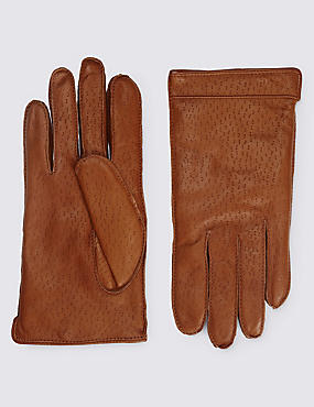 Italian Leather Gloves with Thinsulate™