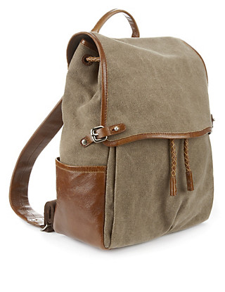 Pure Cotton Rucksack Clothing