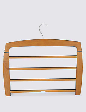 Wooden Trouser Hanger