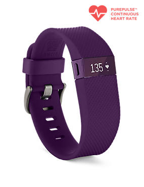Fitbit Charge HR Wireless Heart Rate & Activity Wristband (Small)