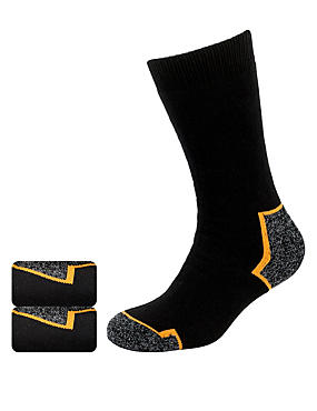 2 Pairs of Freshfeet™ Workwear Socks