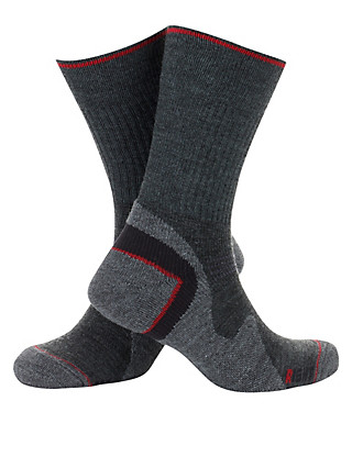 Freshfeet™ Lightweight Walking Socks with Silver Technology Clothing