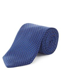 Pure Silk Micro Spotted Ties