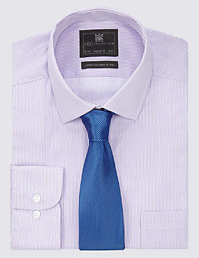 Twill Tie, BLUE MIX, catlanding