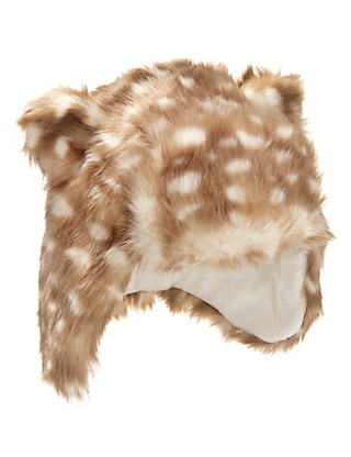 Faux Fur Animal Trapper Hat Clothing