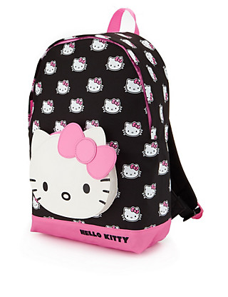 Hello Kitty Rucksack (Older Girls) Clothing