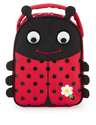 Ladybird Lunch Bag with Thinsulate™ (Younger Girls) Clothing