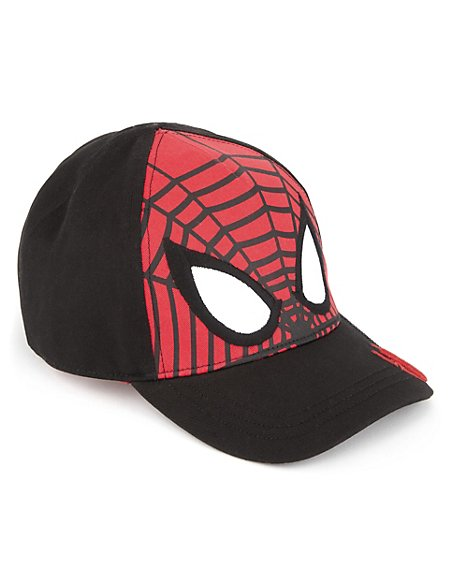 Pure Cotton Spiderman™ Cap (Younger Boys)