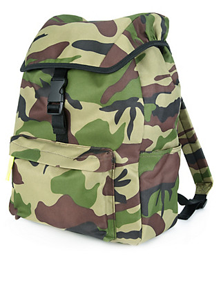 Kids' Camouflage Rucksack Clothing