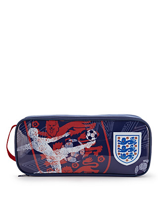 England FA 3 Lions Boot Bag (Older Boys) Clothing