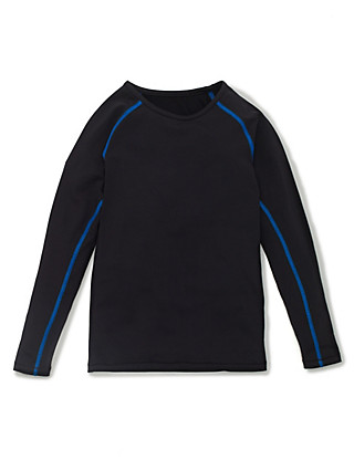 Long Sleeve Thermal Vest (Older Boys) Clothing