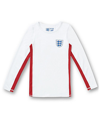 Body Sensor™ Official England FA 3 Lions Vest (5-16 Years) Clothing