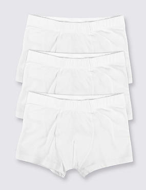 3 Pack Cotton Rich Trunks (1-16 Years)