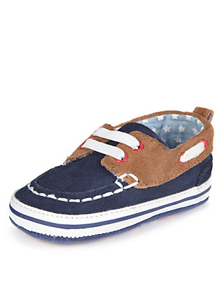Leather Boat Shoes Clothing