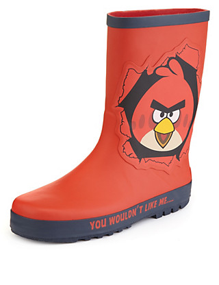 Angry Birds™ Welly Boots Clothing