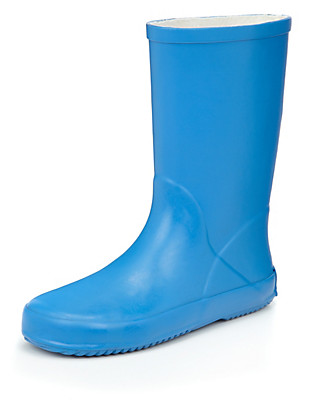 Colour Block Welly Boots (Younger Boys) Clothing