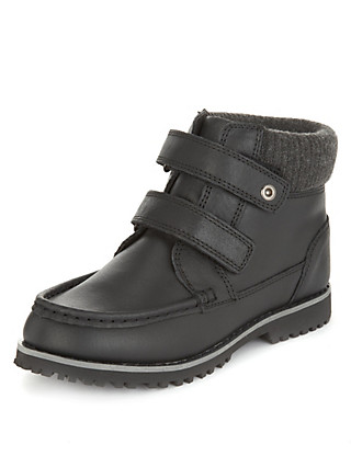 Leather Worker Boot Clothing