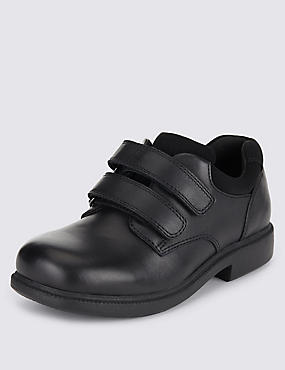 Kids' Freshfeet™ Leather Shoes with Silver Technology