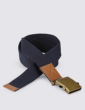 Kids' Skater Buckle Belt