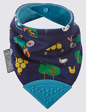 Joules Reynards Farm Dribble Bib