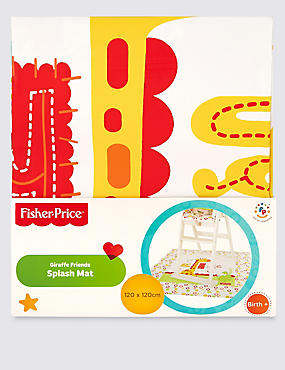 Fisher Price Splash Mat