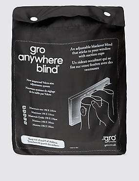 Anywhere Blackout Blind®