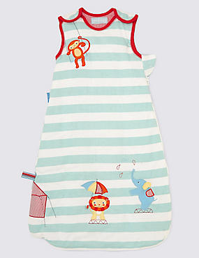 1 Tog Sleepy Circus Sleep Bag