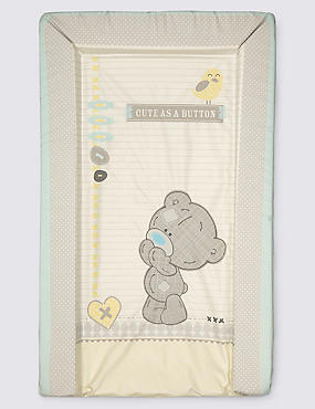 Cute as a Button Changing Mat