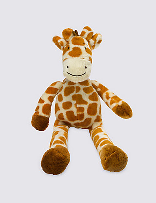 Small Giraffe Toy Home
