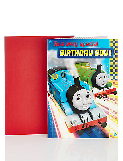 Thomas & Friends ™ Tank Engine Birthday Card
