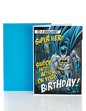 Batman™ Birthday Card