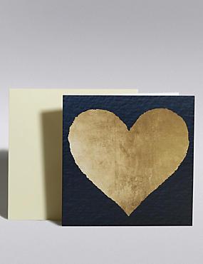 Oliver Gal Heart Blank Card