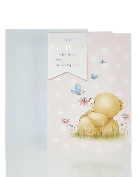 Forever Friends™ Daughter Birthday Card
