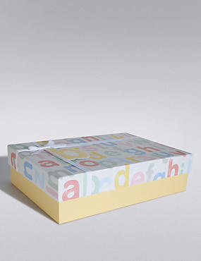 Baby Alphabet Medium Box