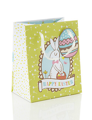 Small Easter Gift Bag Home