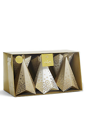 Hollywood Gold Tree Christmas Crackers