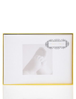 Classic Baby Large Photo Album Home
