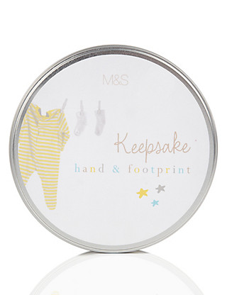 Keepsake Baby Hand & Footprint Moulding Kit Home