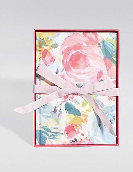 Blooming Summer A5 Boxed Notebook