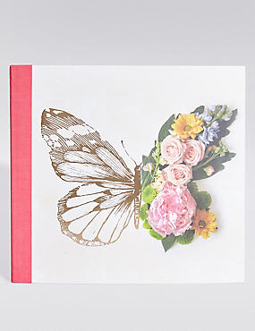 Blooming Summer Butterfly Organiser