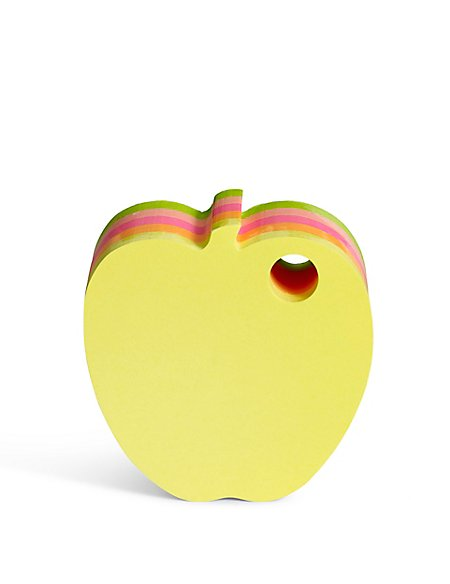 Apple Sticky Notes and Pen Holder
